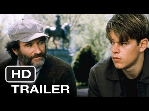 Good Will Hunting (1997) Blu-Ray Release Movie Trailer Mp3