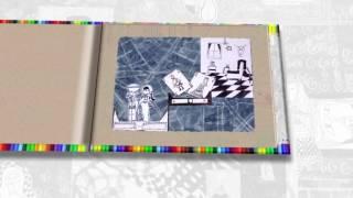 Livre La Bergère et le Ramoneur - Projet Artistique réalisé par Delphine Manet