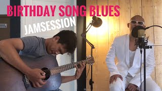 ( MUSIC VIDEO ) HAPPY BIRTHDAY BLUES CRAZY JAMSSESION WITH MOMO - BRAVO - BUDI AND JATI