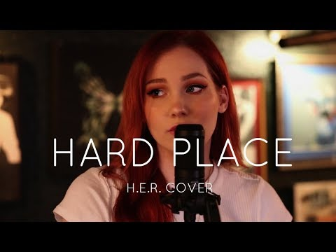 Hard Place - H.E.R. | Sarah Hart Cover