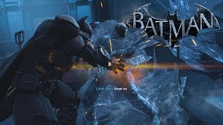 Batman: Arkham Origins Cold, Cold Heart - Frozen Victims (HD,60fps)