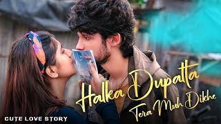 Halka Dupatta Tera Muh Dikhe | THM8 | Cute Love Story By Unknown Boy Varun | Haryanvi Song 2020