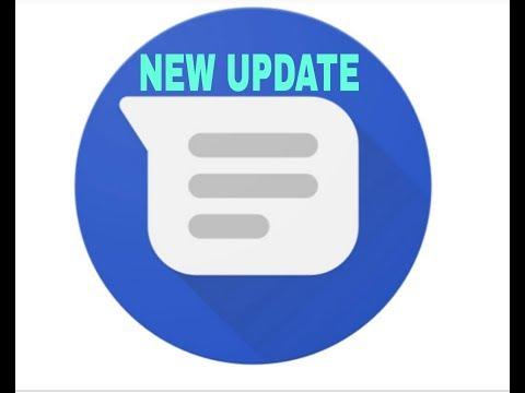 Google Message App New Update Feature
