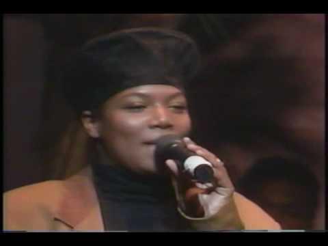 Queen Latifah Live 1991