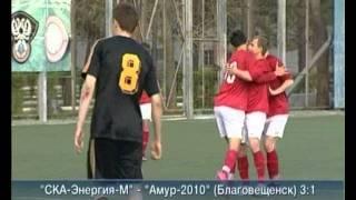Вести-Хабаровск. Футбол. Первенство России