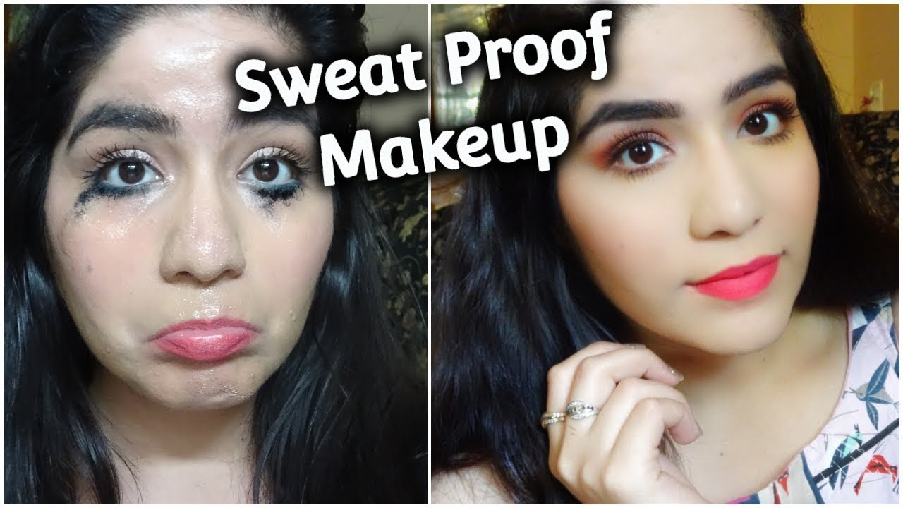 (Hindi) Summer Makeup For oily skin  Makeup For Summer  Arushi Pahwa