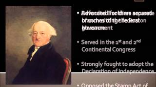 John Adams Facts and Biography