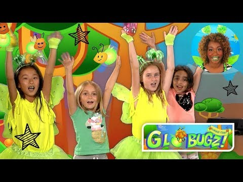 This Little Light of Mine! | Best kids songs & videos | GloZell and the GloBugz