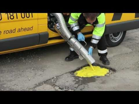 Pothole Assist prank