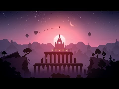 Alto's Odyssey Trailer – Available Now on iPhone, iPad & Apple TV!