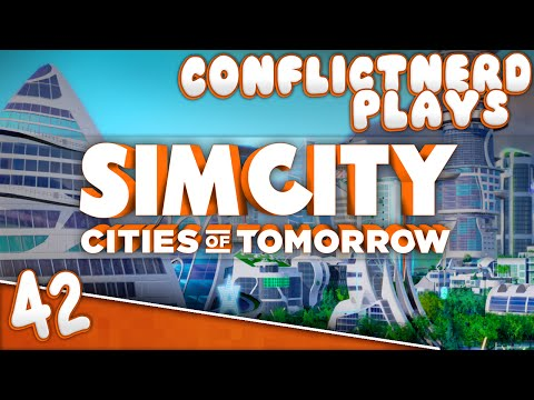 SimCity: Cities of Tomorrow - Eco-Friendly Cash! [#42]