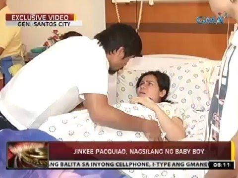 24 Oras: Jinkee Pacquiao, Nagsilang Ng Baby Boy