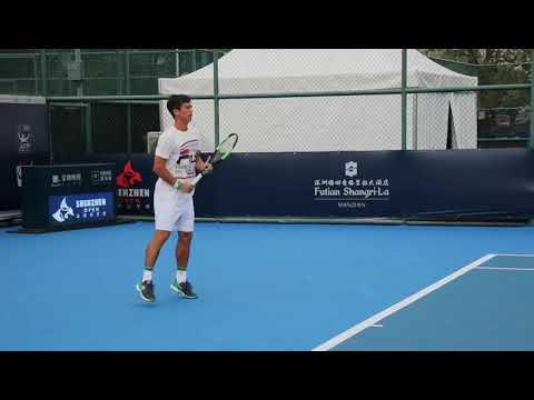 Mackenzie McDonald: 2018 Shenzhen Open