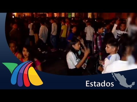 Plaza de los Mártires, un lugar de tradiciones | Noticias de Guanajuato