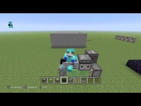 How To Make An Automatic Bone And Arrow Farm In Minecraft Very Easy Youtube