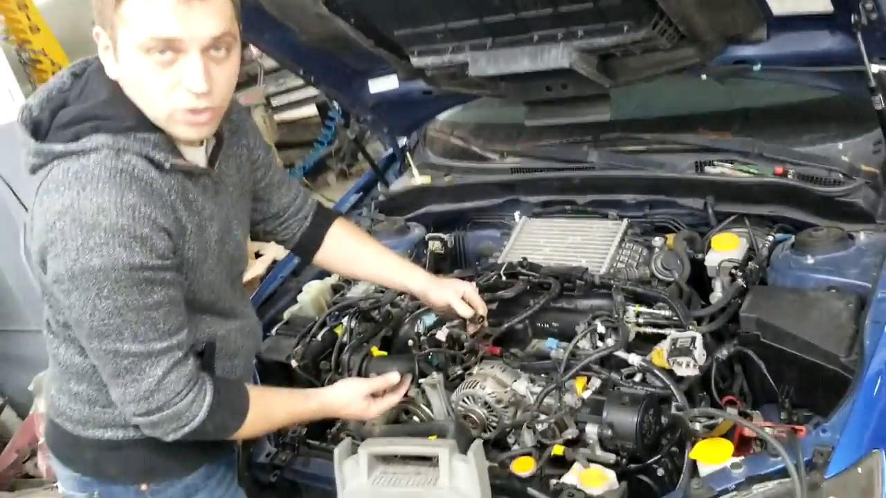 CAN IT BE DONE? SUBARU IMPREZA WRX 08-10 ENGINE SWAP USING 11-14 WRX ENGINE
