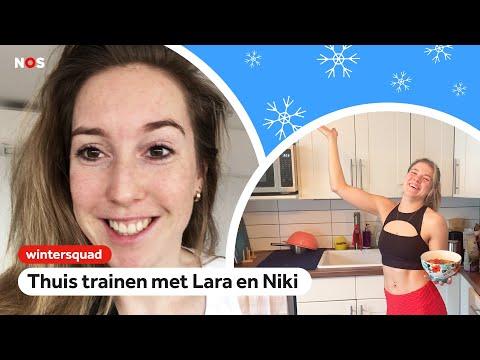 Geen WK voor Lara van Ruijven en Niki Wories vanwege coronavirus | Wintersquad #11 | NOS Sport