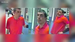 SAPD looking for alleged car thief