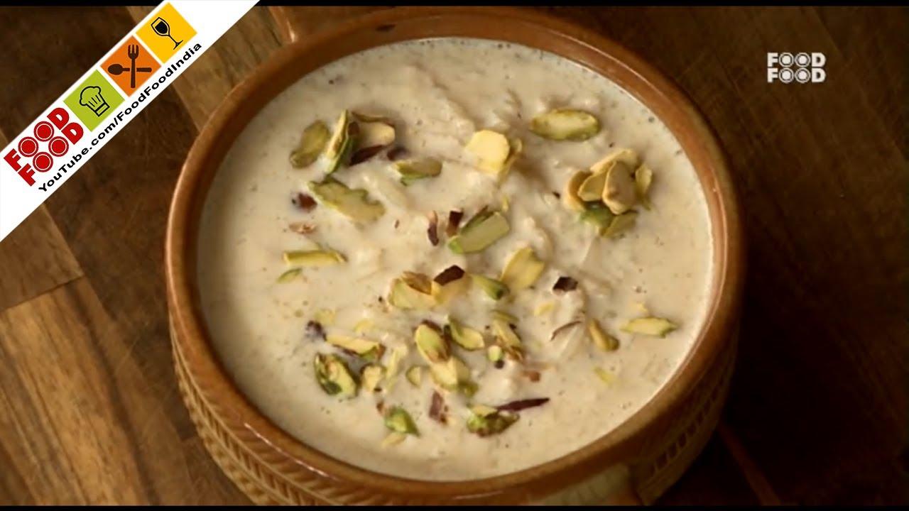 Doodh pak south indian sanjeev kapoors kitchen youtube forumfinder Gallery