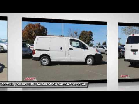 2017 Nissan NV200 Compact Cargo North Bay Nissan - Petaluma CA 38986