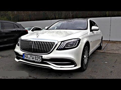 Mercedes Maybach S560 L 2019 NEW FULL Review   Interior Exterior Infotainment