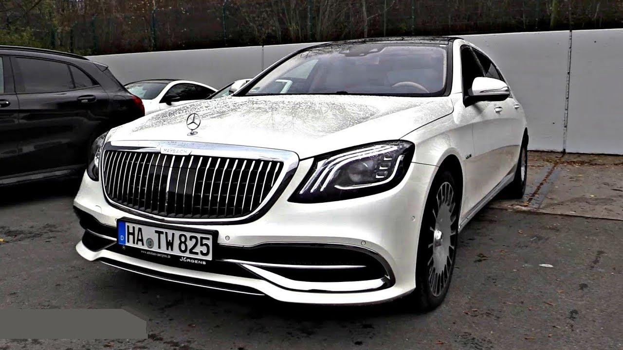 Mercedes Maybach S560 L 2019 NEW FULL Review