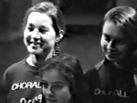 (АРХИВ) Два концерта ХЖБ - в церкви г.Рё (Франция) и в лицее (1991 г.) - ЕСТЬ ТАЙМИНГ