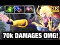 Mgod Invoker - Endless Magic Skills Miracle- (dota 2 In 2k Hd) video