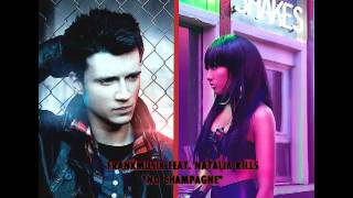 Watch Frankmusik No Champagne video