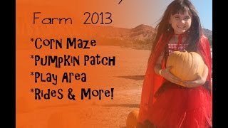 Staheli Family Farm - Corn Maze And Pumpkin Patch