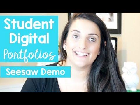 Get Started with Student Digital Portfolios: Seesaw Teacher Demo
