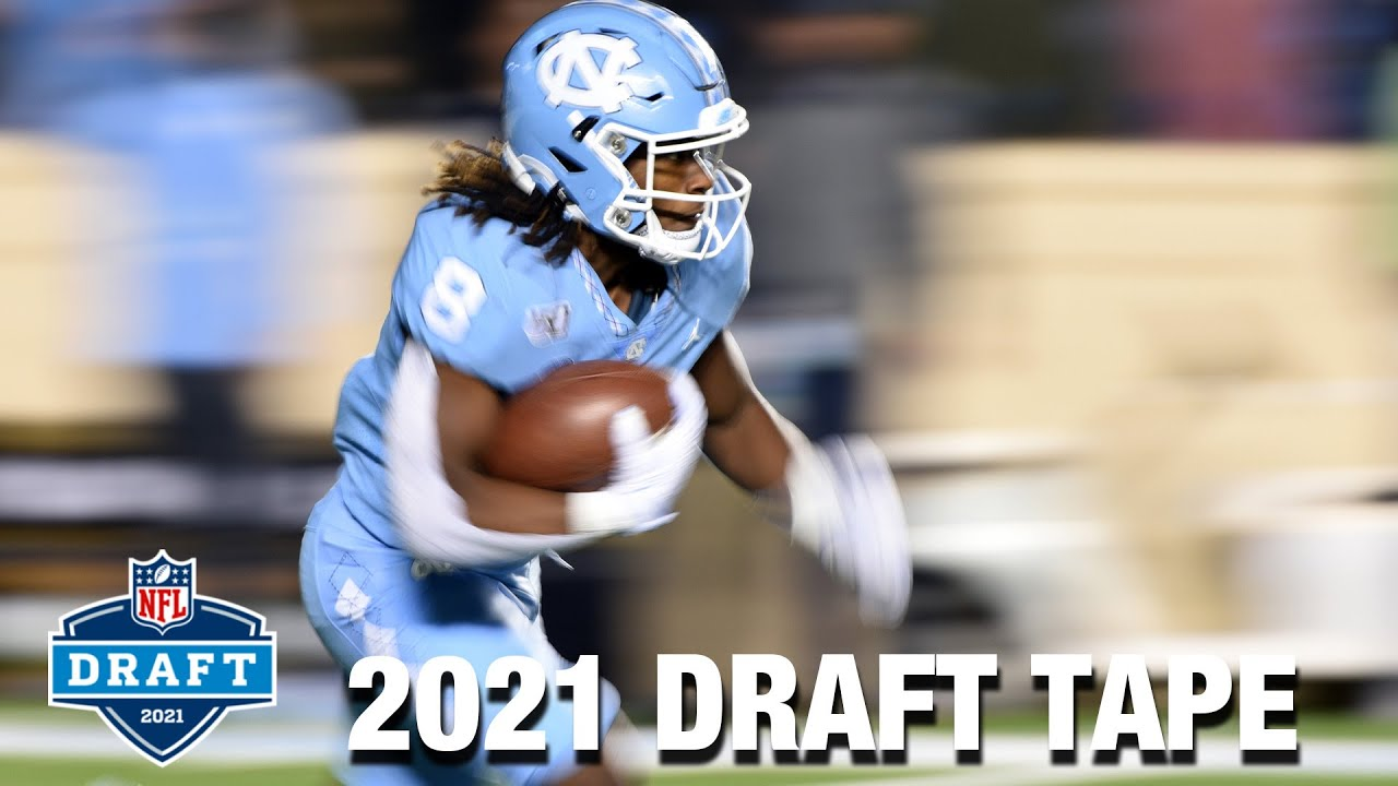 Video: Michael Carter NFL Draft Tape