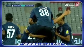 ملخص مباراة الهلال ونفط الوسط العراقي 2-2 - البطولة العربية الجولة الثانية