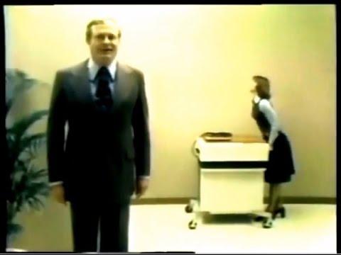 Xerox Portable Copier Commercial (1975)