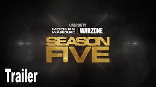 Call of Duty Warzone Season 5 Trailer [HD 1080P]