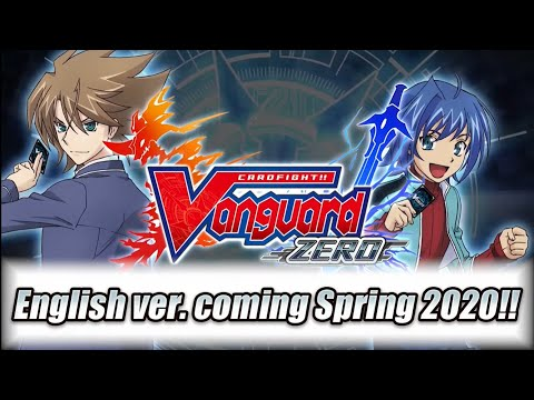 Vanguard ZERO Coming Spring 2020 Trailer