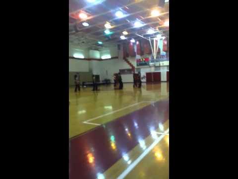 Florence high school dance team 2012