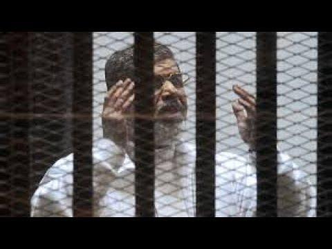 Egypt's Former President Mohammed Morsi Sentenced To Three Years' Prison