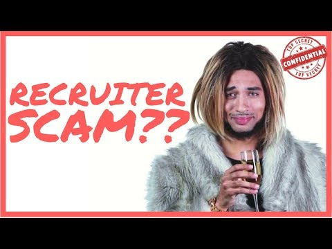 Insurance Recruitment Scam ?! [Tactics Exposed]