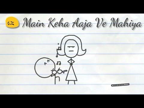 Aaja Ve Mahiya | Romentic Punjabi Status | Imran Khan |