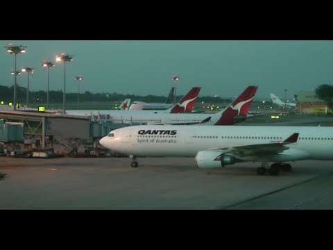 Air Traffic Control Communications Hong Kong Airport VHHH part 1