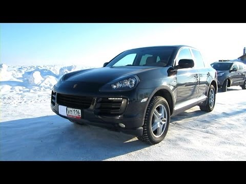 2009 Porsche Cayenne 3.6. Start Up, Engine, and In Depth Tour.