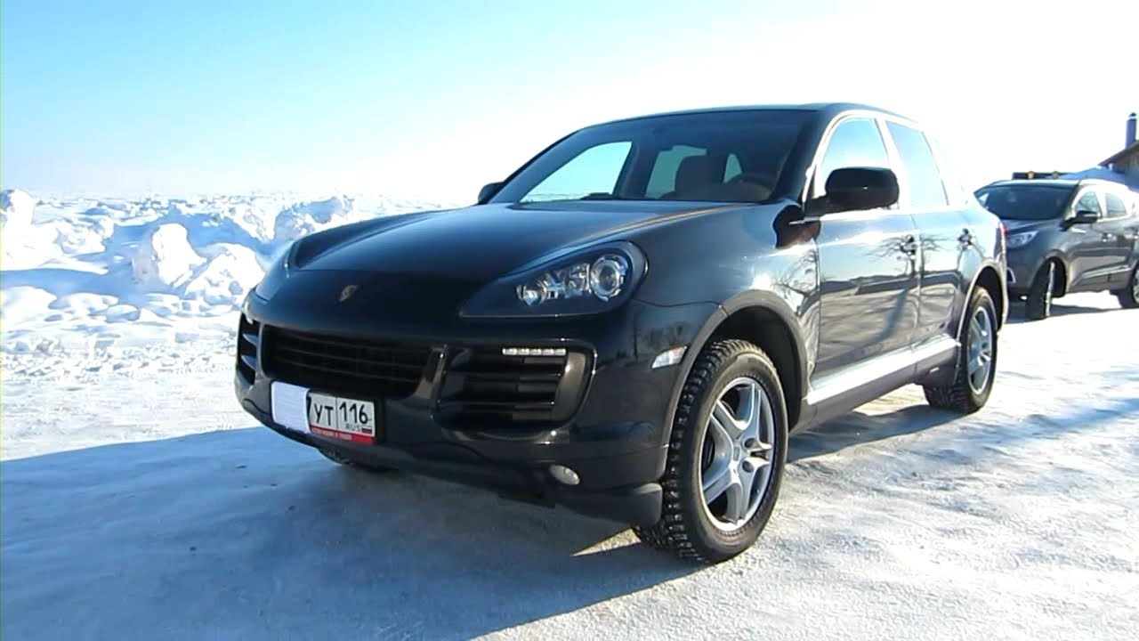 2009 Porsche Cayenne 3 6 Start Up Engine And In Depth Tour