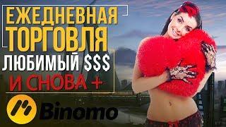Заработать реальные деньги без вложений ! Бинарные Опционы - Binomo.