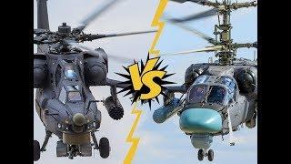 Апач против Ка-52. Сравнение ударных вертолетов России и США. Apache AH 64 vs KA 52 alligator 2019