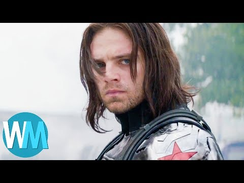 Top 10 Super Villain Unmasking Moments In Movies And TV