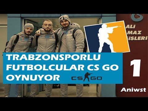Trabzonsporlu Futbolcular CS:GO Oynuyor Full (Uğurcan, Abdulkadir. Erce, Doğan)
