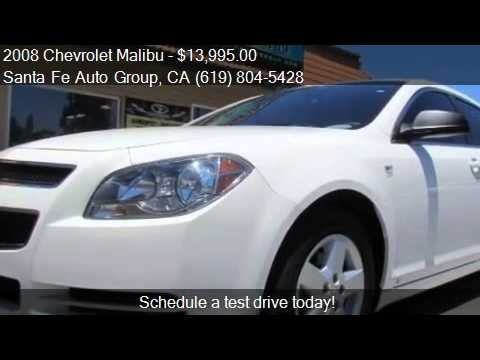 2008 Chevrolet Malibu LS 4dr Sedan for sale in San Diego, CA