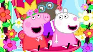 Peppa Pig en Español Episodios completos | Cuentos de hadas 🏰 Pepa la cerdita