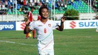 Laos vs Myanmar: AFF Suzuki Cup 2012 (Qualifiers)